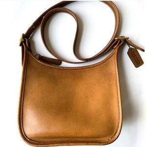 Coach Vintage Janice Bag in British Tan